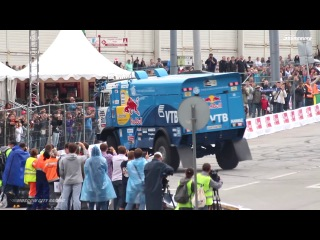 Moscow City Racing 2013- KAMAZ-MASTER